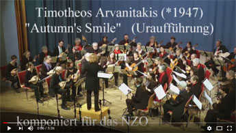NZO Autumn Smile Arvanitakis Youtube-Link
